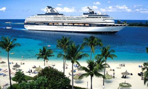 viajar por el Caribe en crucero