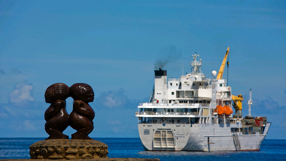 crucero en un carguero 3
